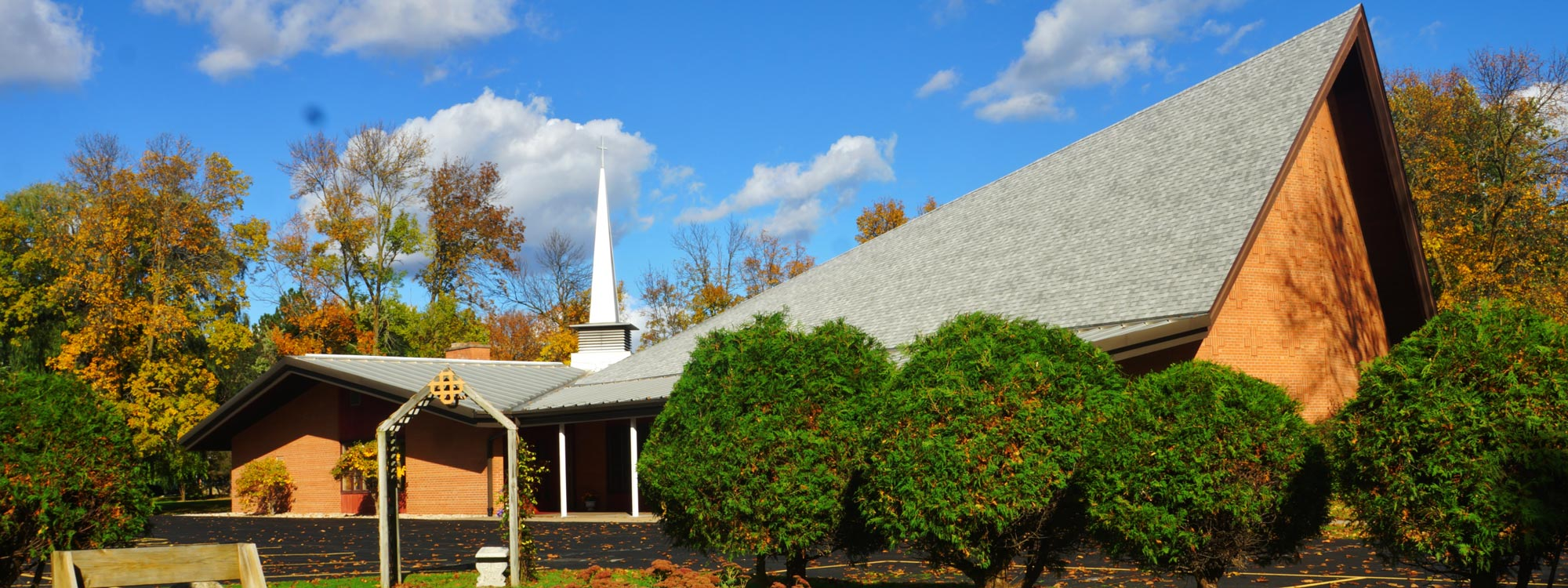 outdoor photo of First Presbyterian of Oconto building