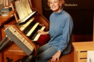 Donna Boehmer – our organist for over 25 years