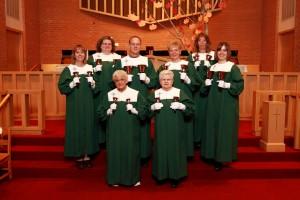 Rejoicing Ringers Adult Handbell Choir